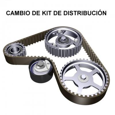 KIT CORREA DE DISTRIBUCIÓN