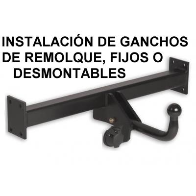 GANCHO DE REMOLQUE