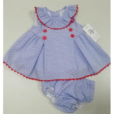 Vestido  talla 3-6